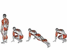 Why the Burpees Are a Great Full Body Exercise